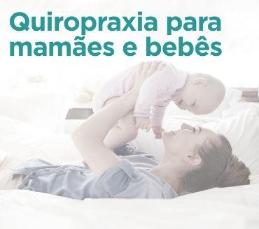 Como a Quiropraxia pode ajudar gestantes e bebes?